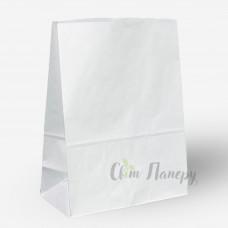 Пакет паперовий 250х150х350 мм білий
