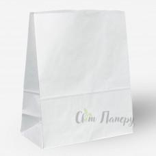 Пакет паперовий 320х150х380 мм білий