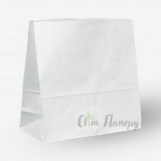 Пакет бумажный 320х150х300 мм белый