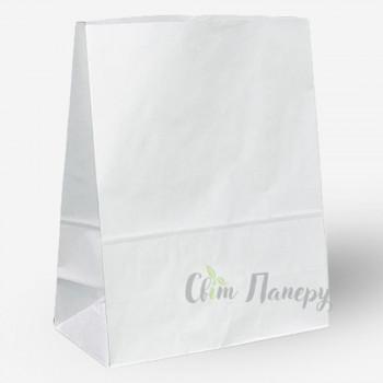 Пакет паперовий 320х150х420 мм білий