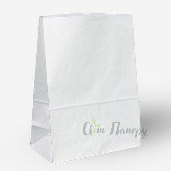 Пакет бумажный 250х150х350 мм белый